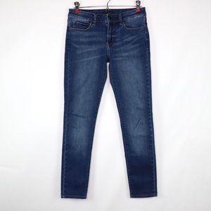 UNIQLO medium wash skinny jeans size 26